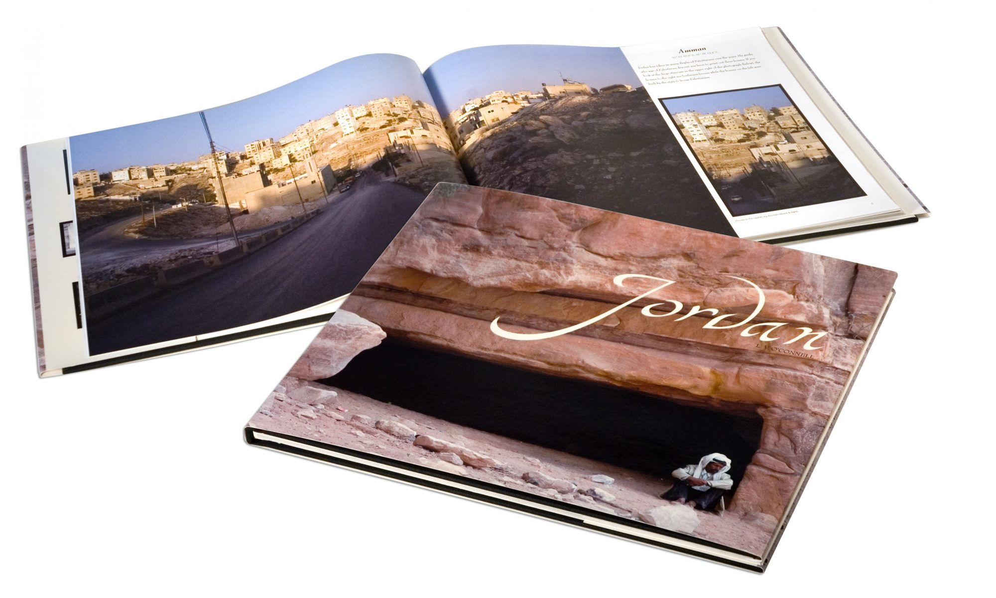 Photographic book: Jordan