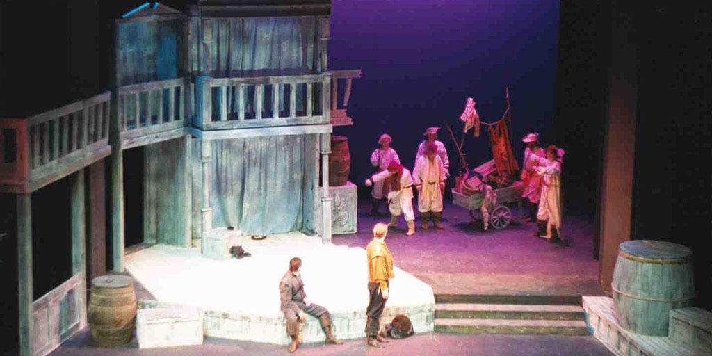 Rosencrantz & Guildenstern Are Dead, Oxford Theatre Guild