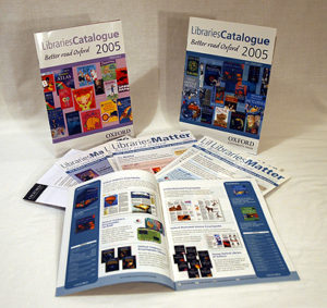Libraries catalog.