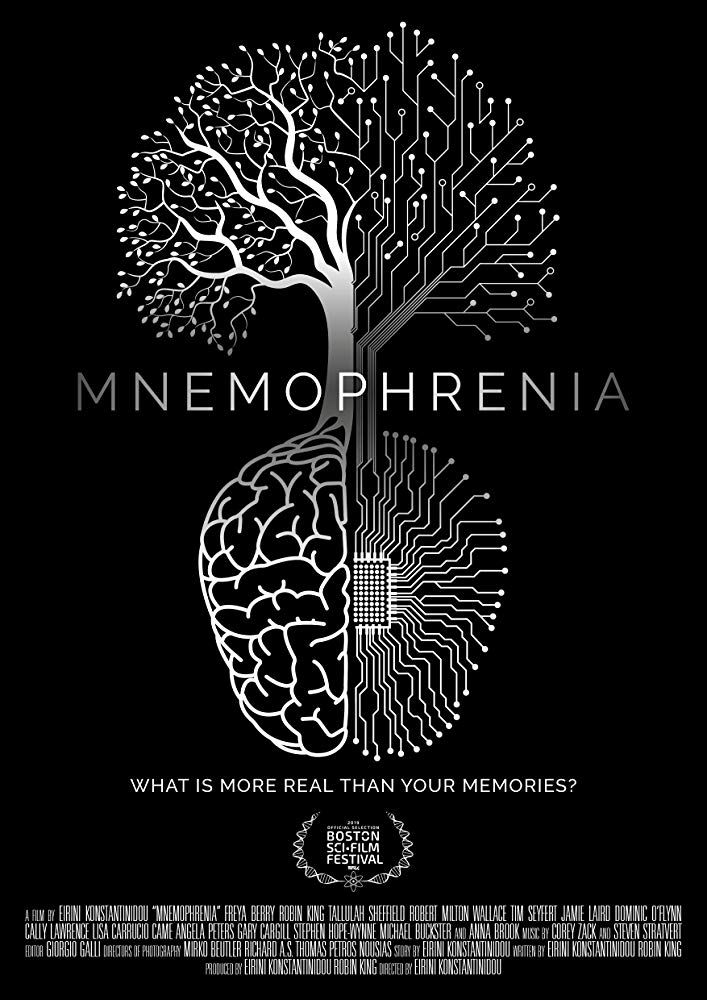 Mnemophrenia movie poster design