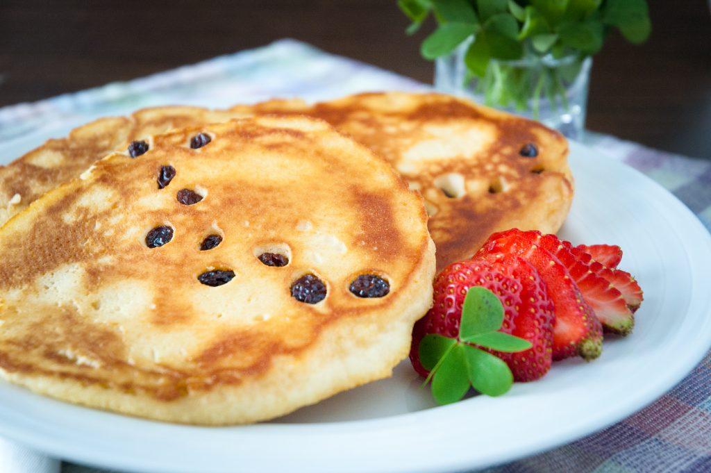 Leprechaun Pancakes Food Stylist