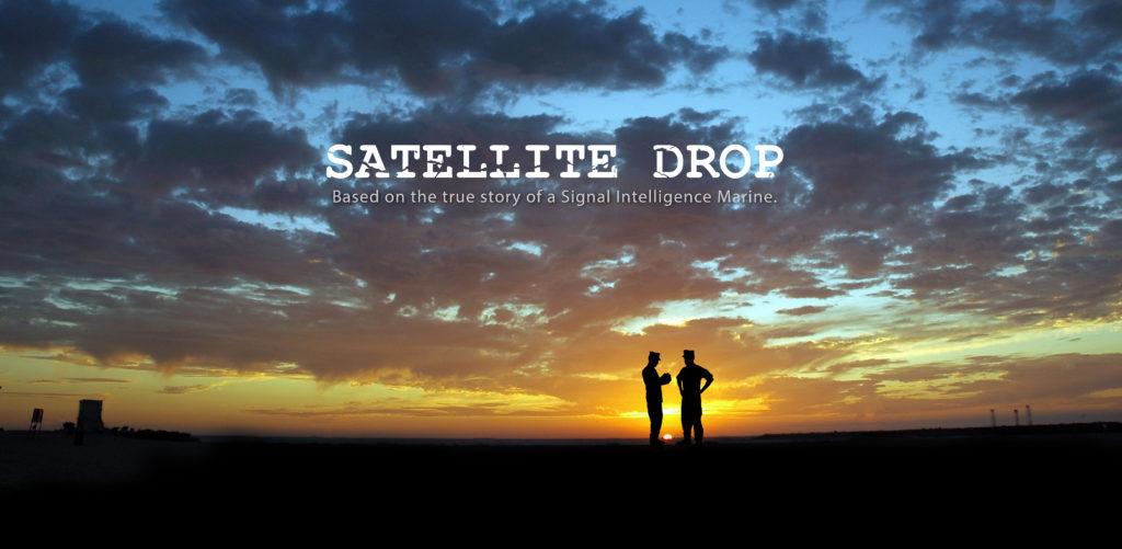 Satellite Drop keyart.