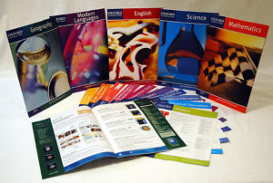 Secondary Education Catalogs.
