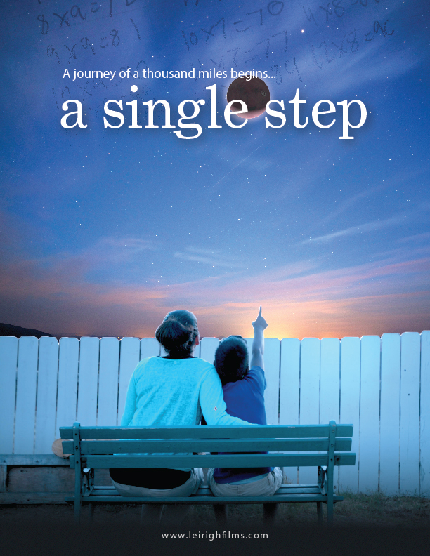 Film poster for A Single Step.
