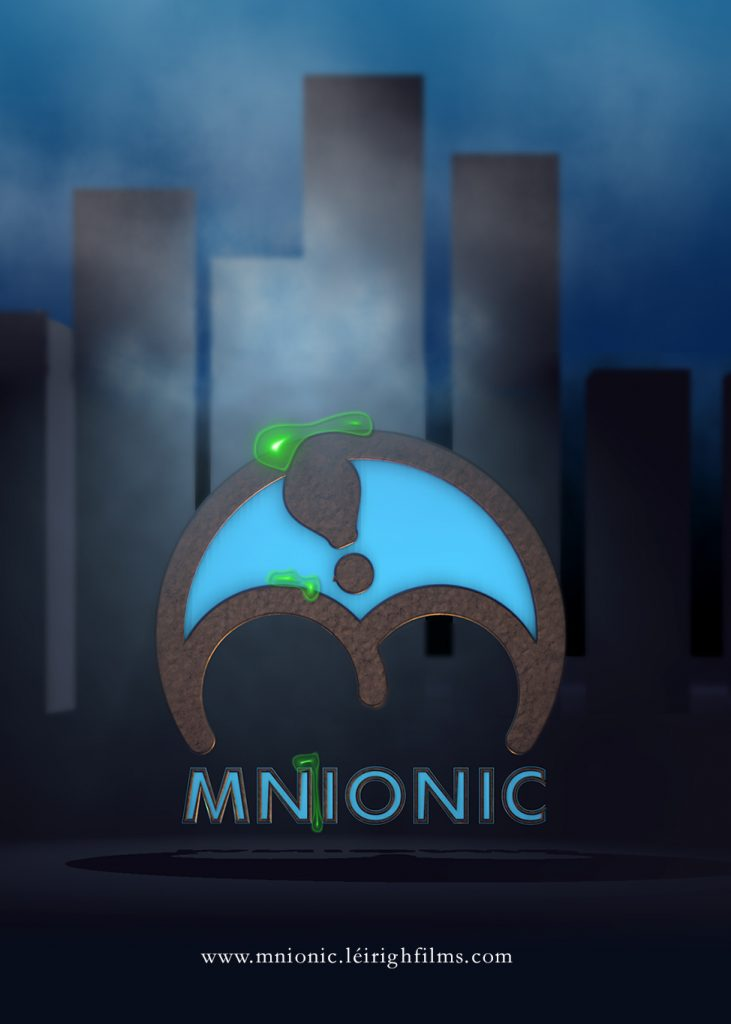 Movie poster design for Mnionic