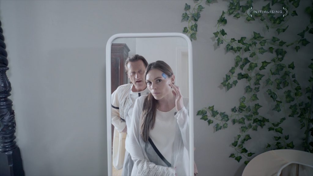 mirror replacement VFX