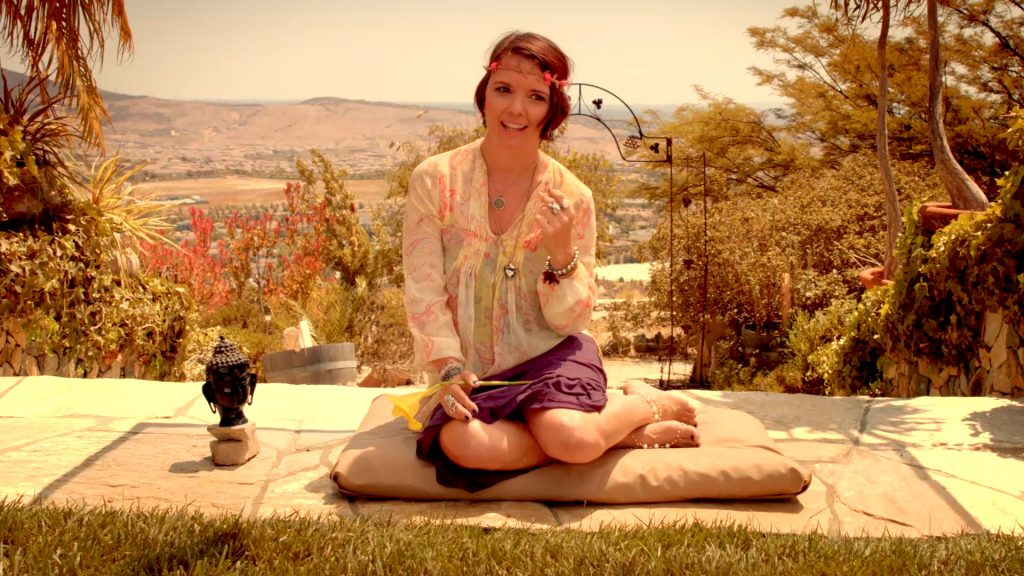 Art Director Angelica's scene