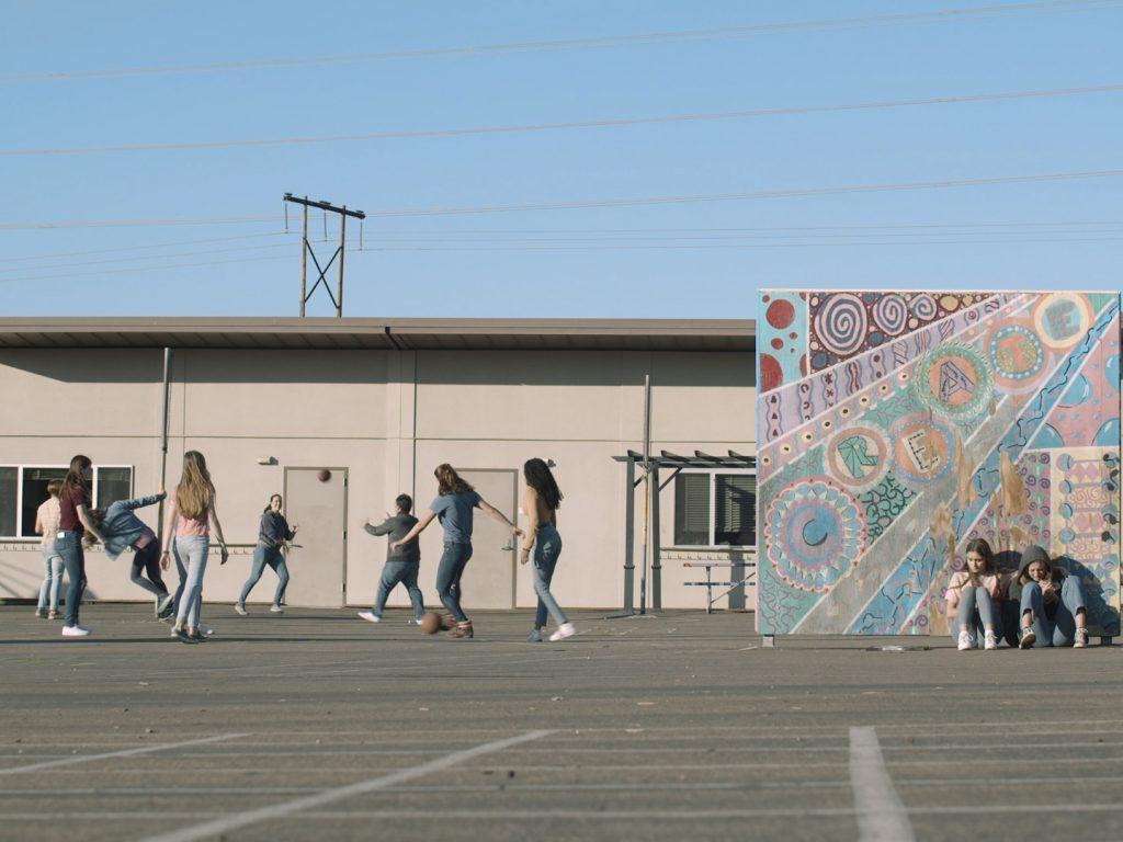 Exterior school San Diego Production Design